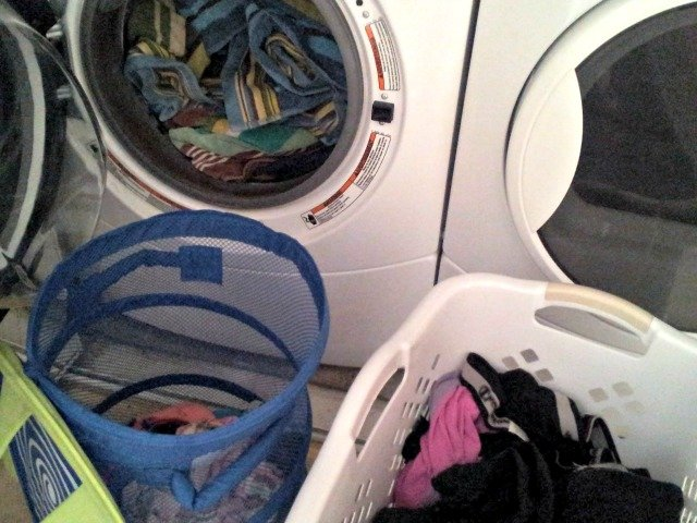 Kids can learn to do laundry