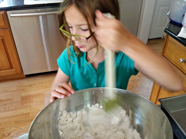 Baking as a special tradition