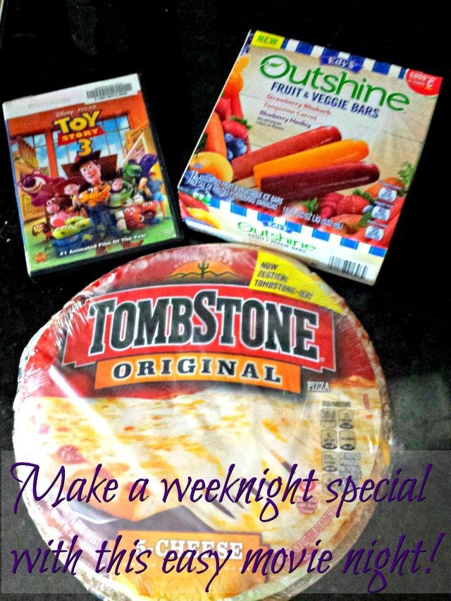 Enjoying a weeknight movie night #MyGoodLife #shop