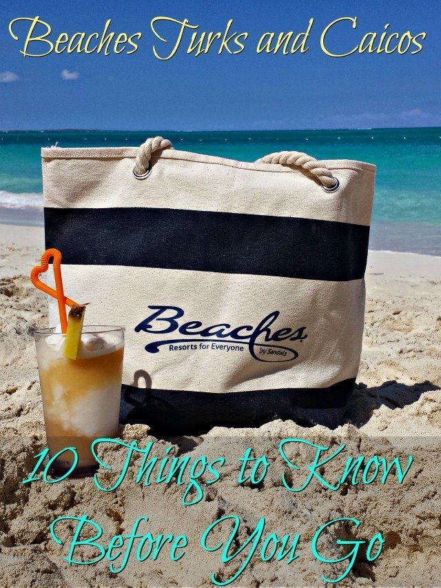 Beaches Turks & Caicos review - the 10 most important things to know before you go