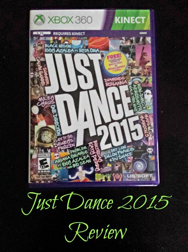 Just Dance 2015 Review Kinect