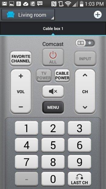 Quick Remote app - best universal remote app