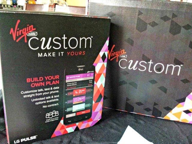 Virgin Mobile Custom Plans