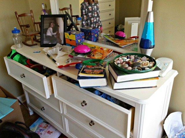 Little MIss's bedroom