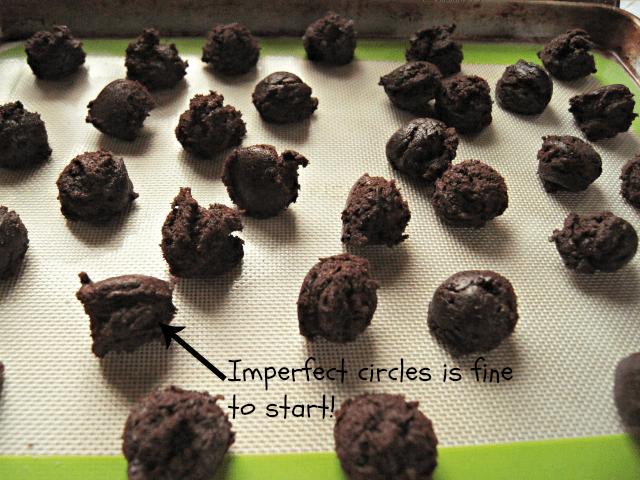 Scooping truffles