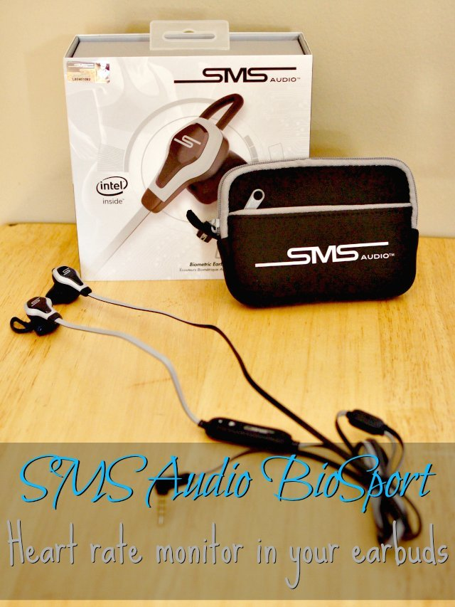 New SMS Audio Biosport earbuds