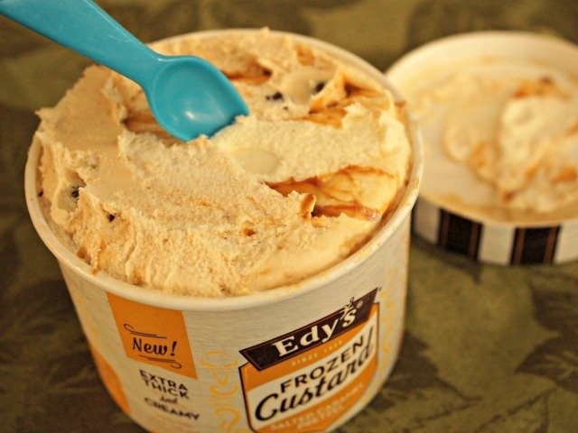Edy's frozen custard quality control