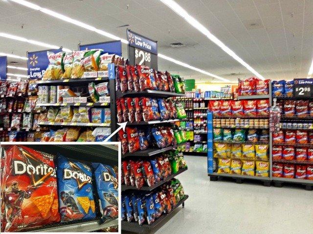 Doritos at Walmart