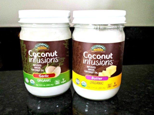 Ellyndale Coconut infusions coconut oil that tastes like butter