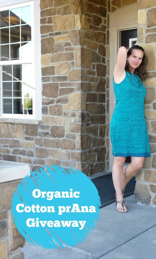 Organic cotton prAna giveaway