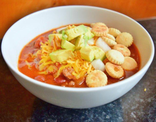 Crockpot Chili Recipe {Heat It Up!}