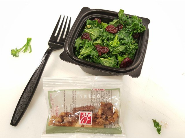 Delicious new Chick-fil-A Kale salad Superfood side
