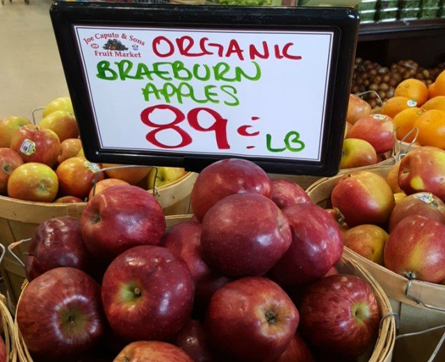 How to make organic affordable Find sales at local produce markets