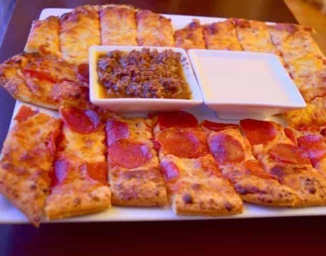 Sundried Tomato Pizza Dipping Sauce