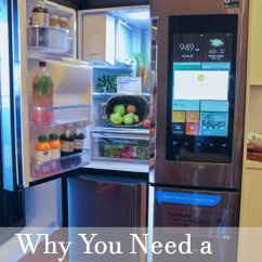 Best Buy Kitchen Appliances Farmhouse Cabinets For Sale Why You Want A Smart Samsung Make Life Easier Technology Is Great And Useful But The Details Thoughts Behind