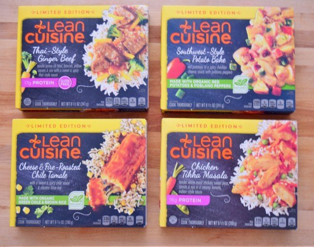Lean Cuisine Limited edition Marketplace flavors