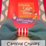 Suess at Sea Enjoy Carnival Cruise and breakfast with The Cat in the Hat