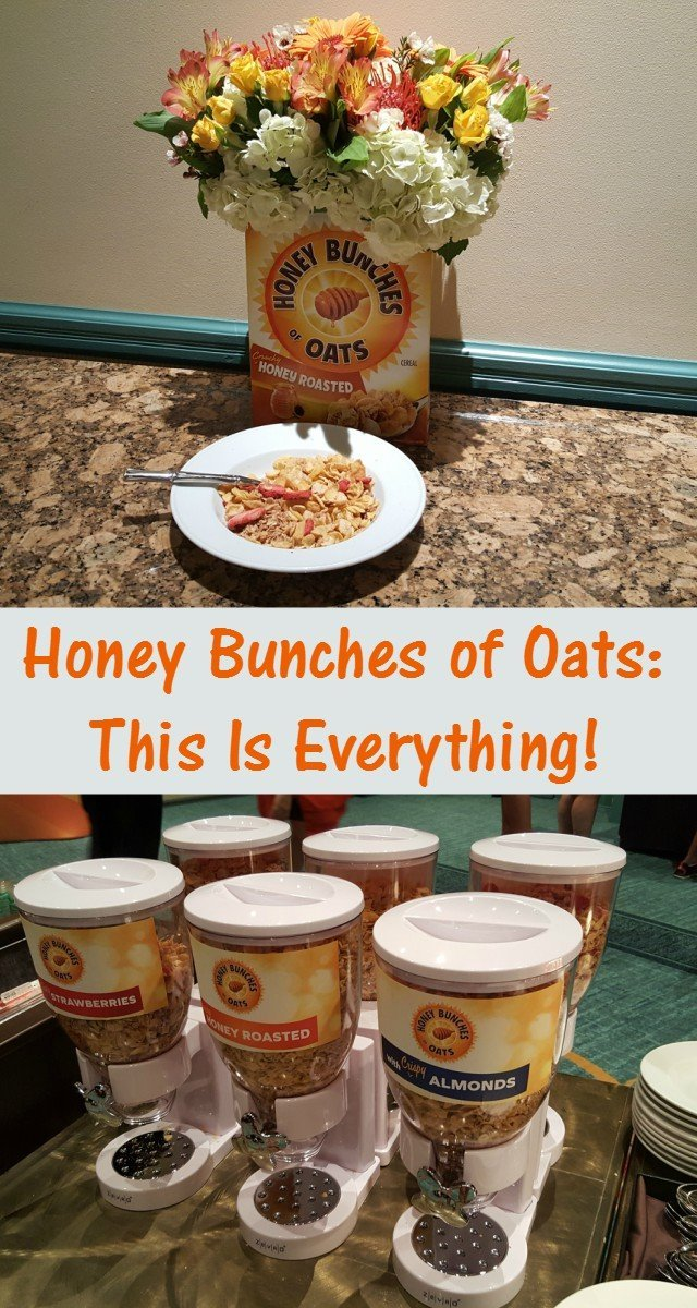 Honey Bunches of Oats THIS IS EVERYTHING $10,000 sweepstakes you can enter by uploading 3 photos to make a video!