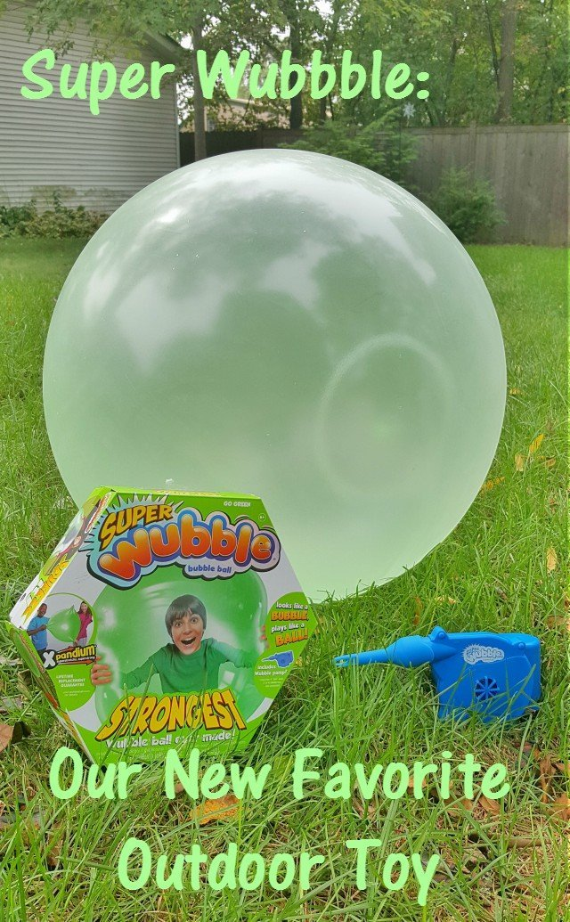 Our favorite new toy the almost indestructible Super Wubble ball. How it works and how to troubleshoot issues when trying to blow it up. Tips and tricks to enjoy it included in the review. AD