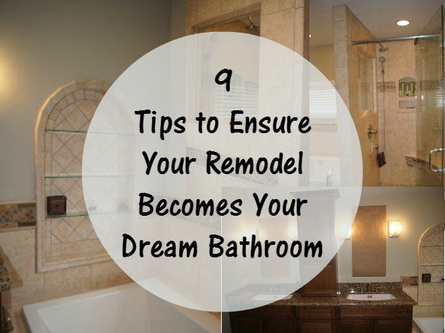 9 amazing bathroom remodel ideas