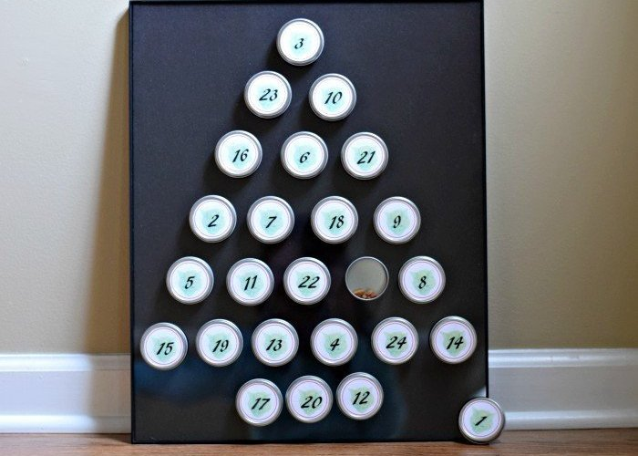 Adorable DIY pet advent calendar tutorial