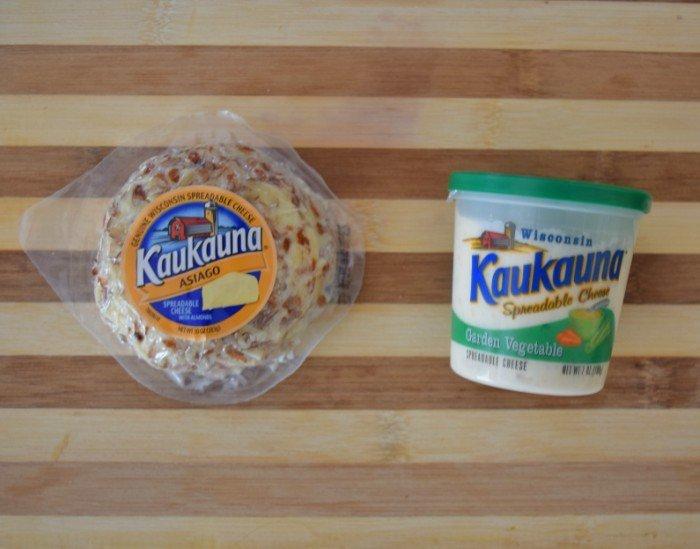 Kaukauna cheeses
