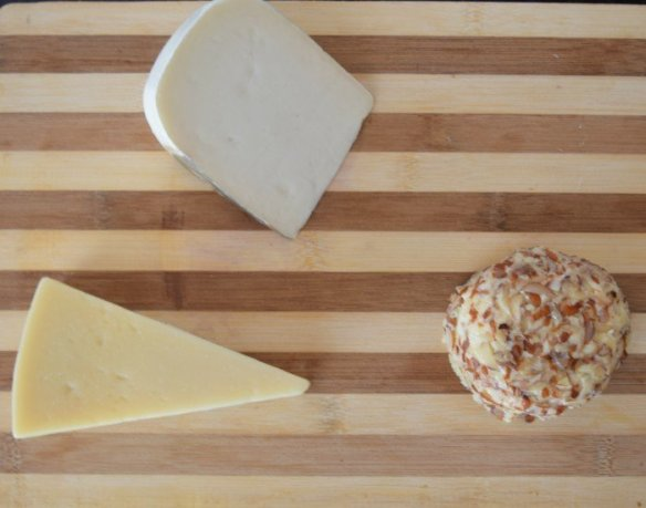 Remove cheese from fridge before serving