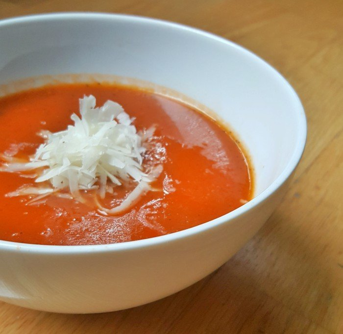 Instant Pot Tomato Soup – A Perfect Starter Recipe