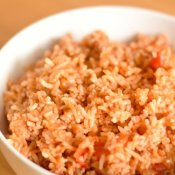 Easy peasy Spanish Rice in the Instant Pot