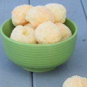 Grab some Brazilian Cheese Bites for a great homemade snack