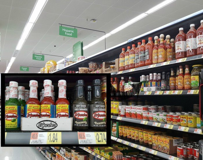 El Yucateco at Walmart