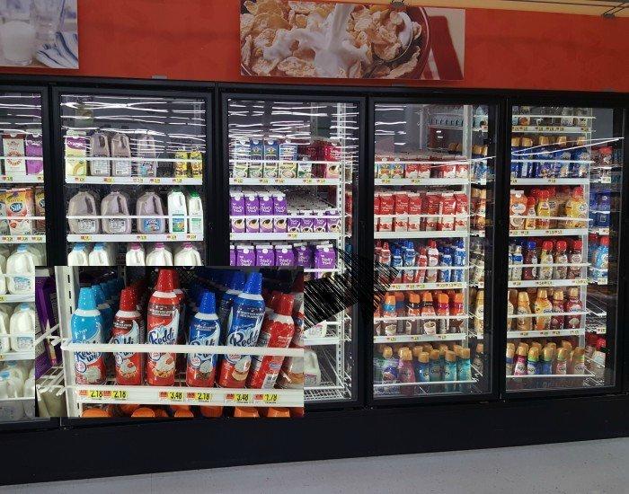 Reddi-wip at Walmart