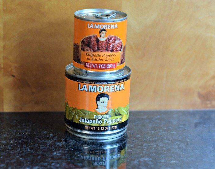La Morena products at home