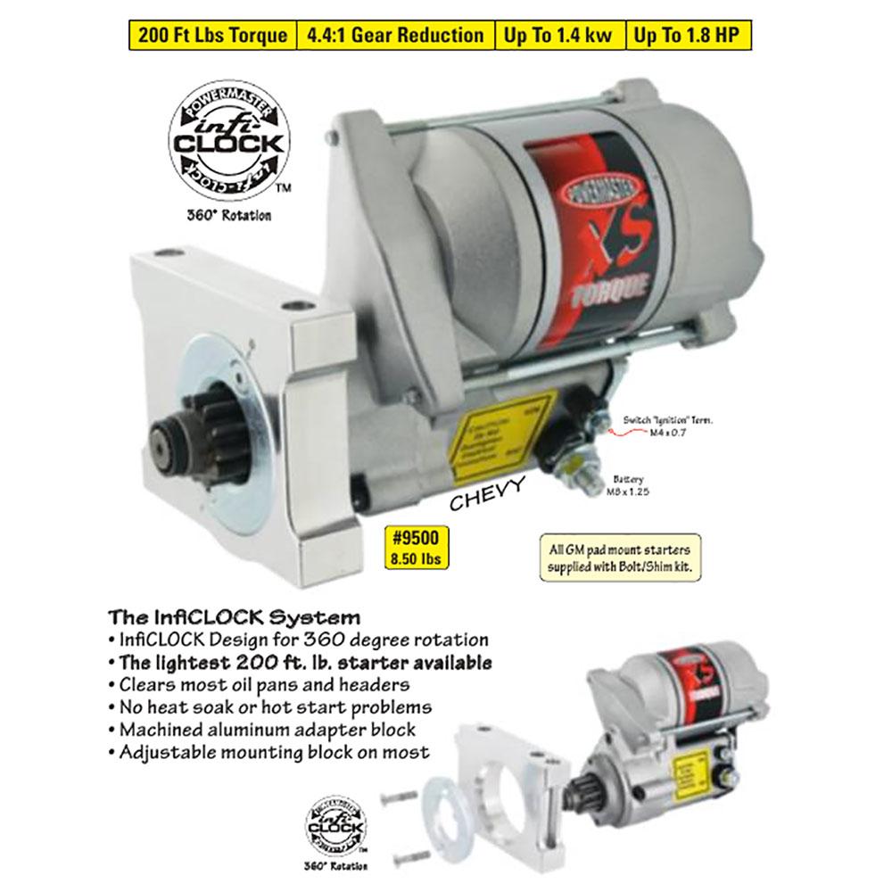 hight resolution of ls starter powermaster xs torque 0
