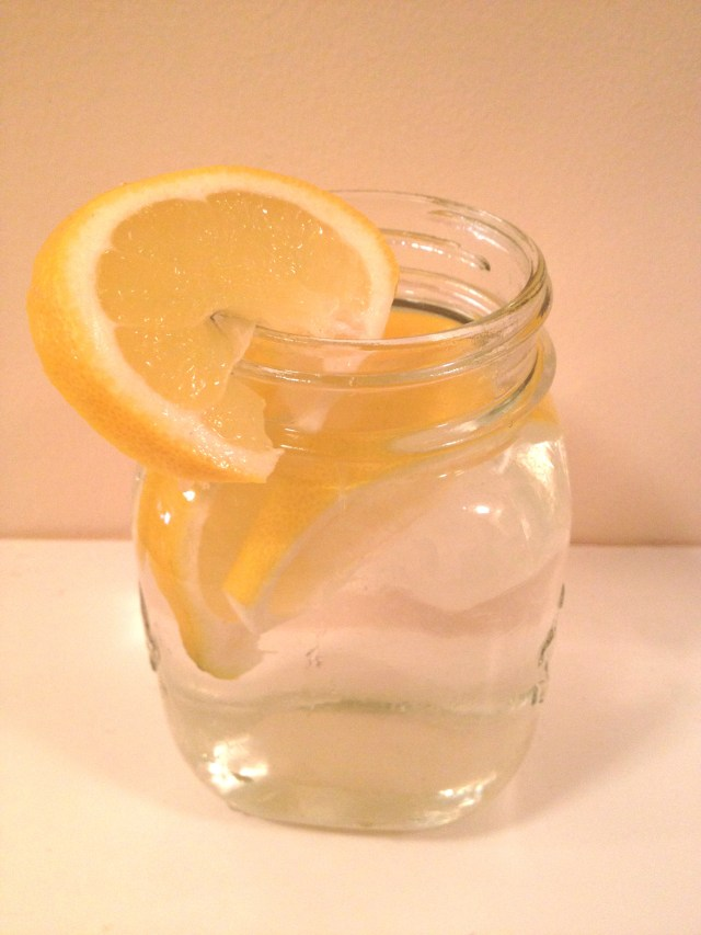 lemon water edit