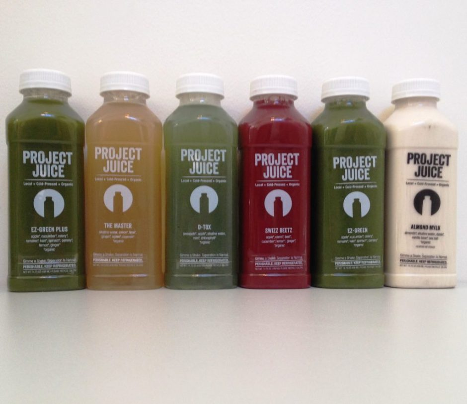 review of project juice San Francisco