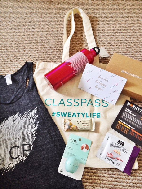 review of classpass san francisco