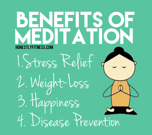 Why meditation is so important and something ANYONE can do #meditation #honestlyfitness