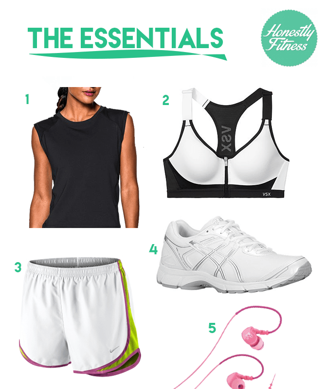 Summer Workout Essentials