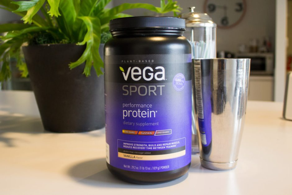 these are the three best protein powders vega sport