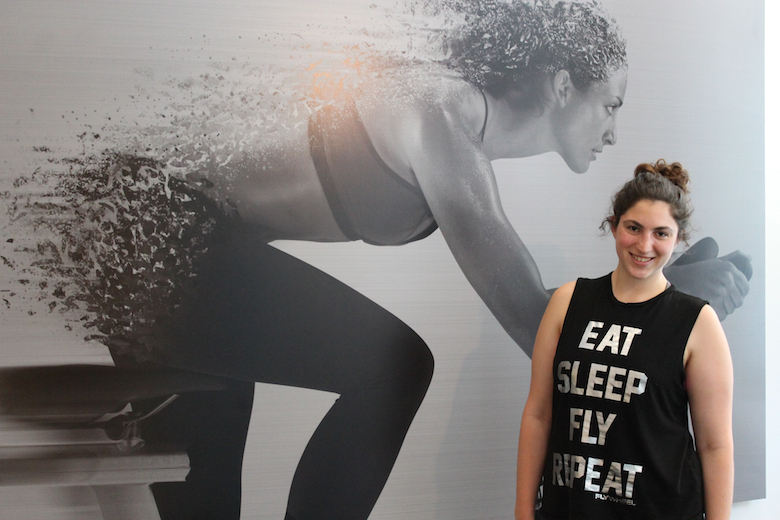 meet lauren lives healthy this month's feature of be honestly fit