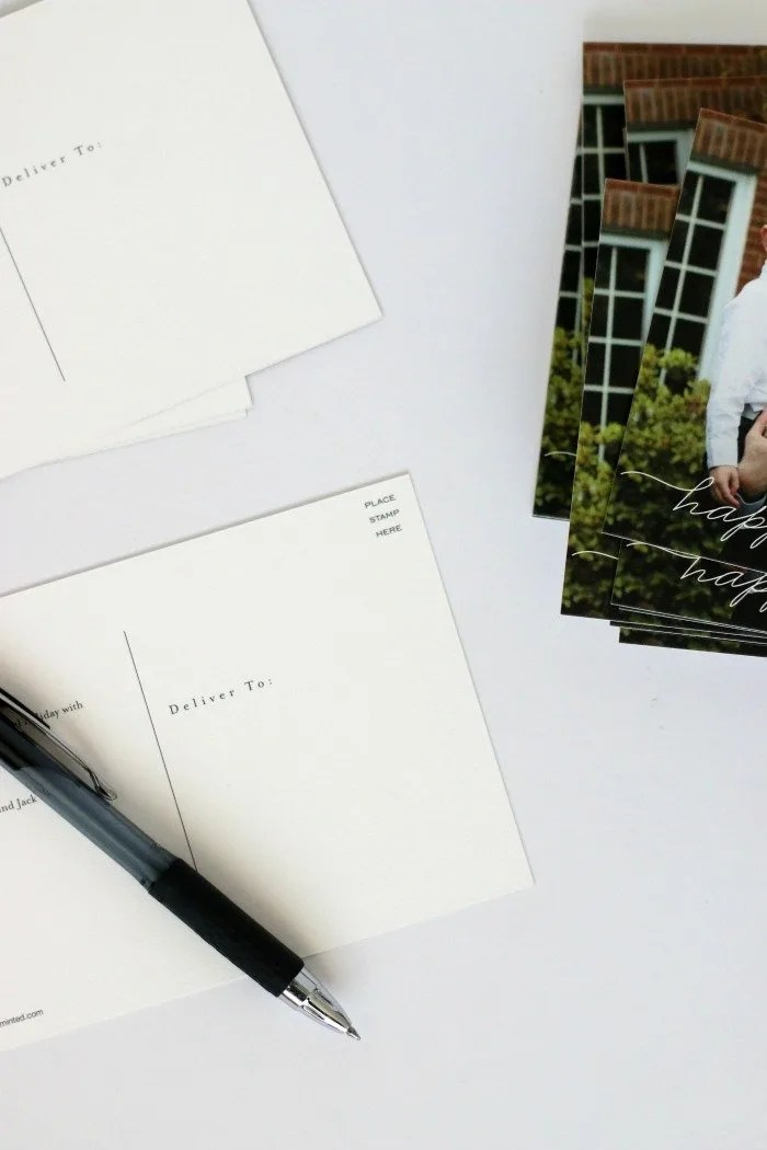 addressing-holiday-cards-from-minted