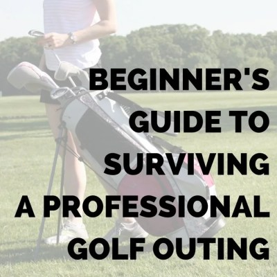 Beginner's Guide to Surviving a Golf Outing: Q&A