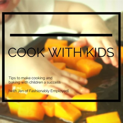 Kids In The Kitchen: Prep Thanksgiving Dinner Together