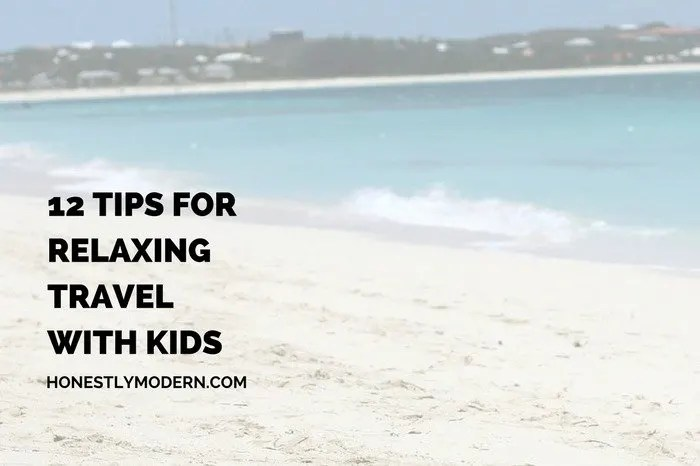 12 Tips for International Travel with Toddlers 2