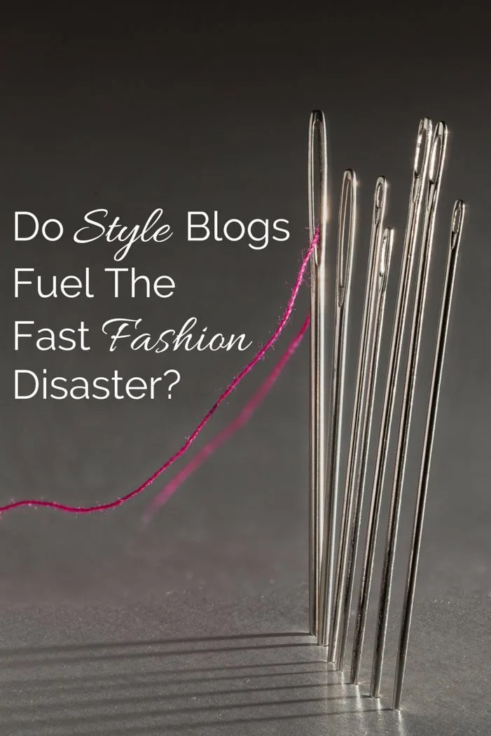 FashionablyEmployed.com | Do Style Blogs Fuel the Fast Fashion Disaster? | My Ambivalence on Style Blogging in Light of Excessive Purchases | socially conscious shopping, responsible consumption