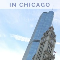 FashionablyEmployed.com | Girls weekend in Chicago | Life and Style blog for everyday professional women