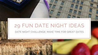 In need of some great date night ideas? Join the #16Datesin2016 Date Night Challenge for great ideas and motivation to make time for your and your significant other. | Simple and sustainable ideas for everyday professional women @ FashionablyEmployed.com