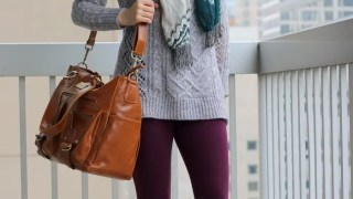 FashionablyEmployed.com   Real life travel style for moms, including this perfect bag for photo-loving moms   casual style, travel style for moms