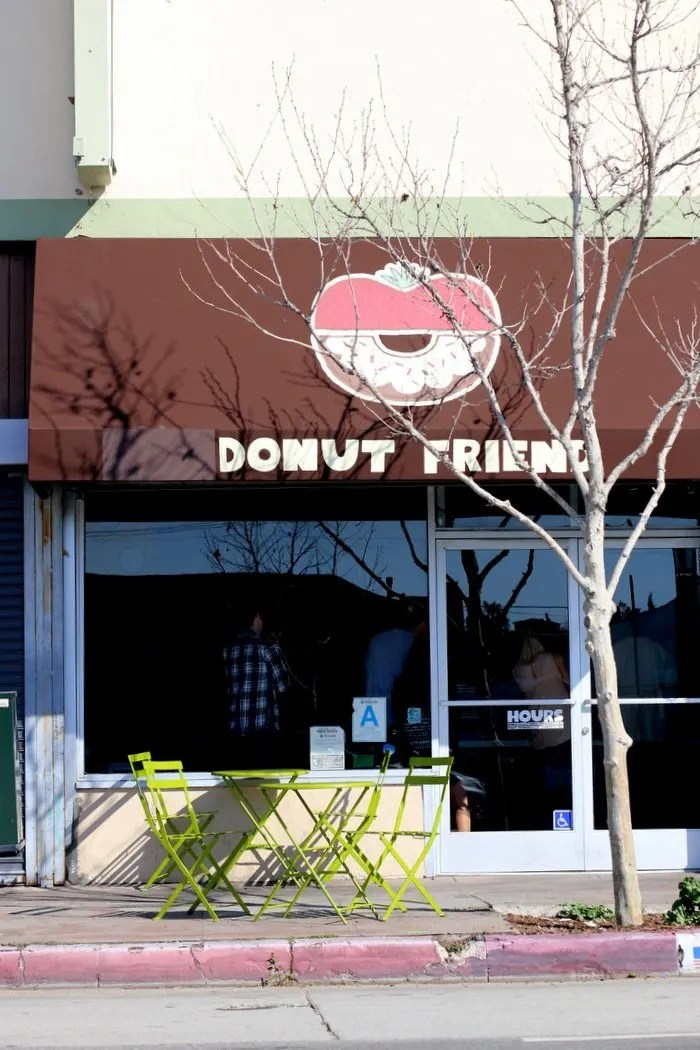 Visiting Donut Friend in Los Angeles | FashionablyEmployed.com